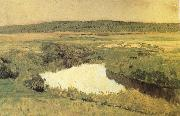 Levitan, Isaak Autumn oil painting picture wholesale